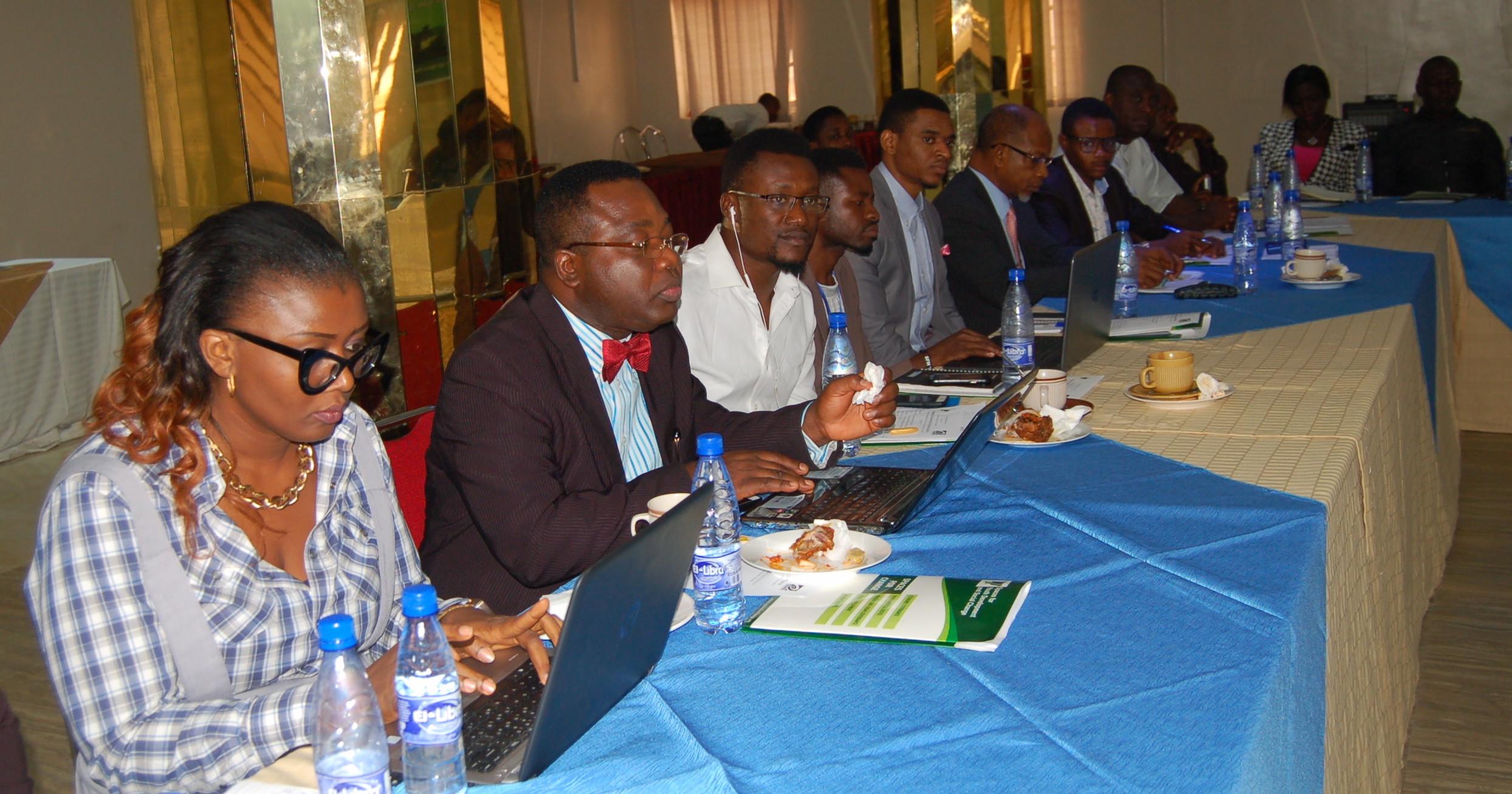 Forum participants
