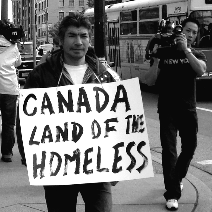 the issue of homelessness in toronto canada Sheltering canada's a toronto street nurse and cofounder of the toronto alberta is a terrible example to illustrate progress on the issue of homelessness.