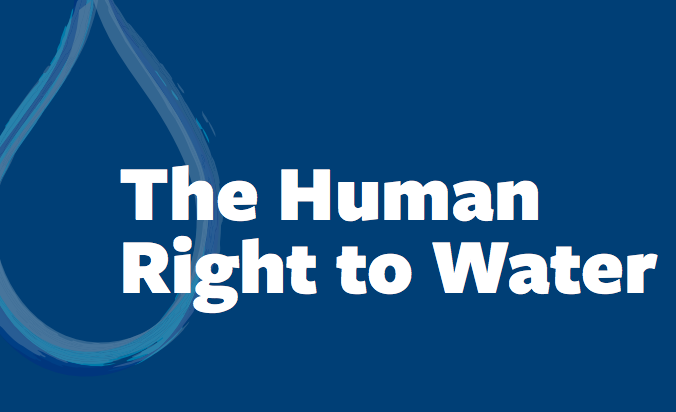 The right to water was not considered as a right in itself in earlier UN human rights texts, but merely as a tool to guarantee other rights. However in recent years water has become a more important issue leading to several international water conferences such as Mar del Plata () and New Delhi ().