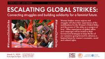 Public event: Escalating Global Strikes