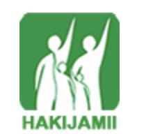 Hakijamii Logo