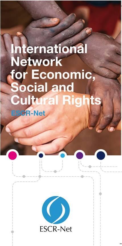 ESCR-Net Brochure